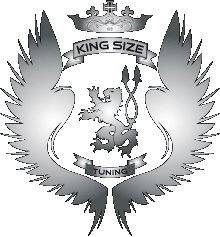 King Size Tuning Wappen